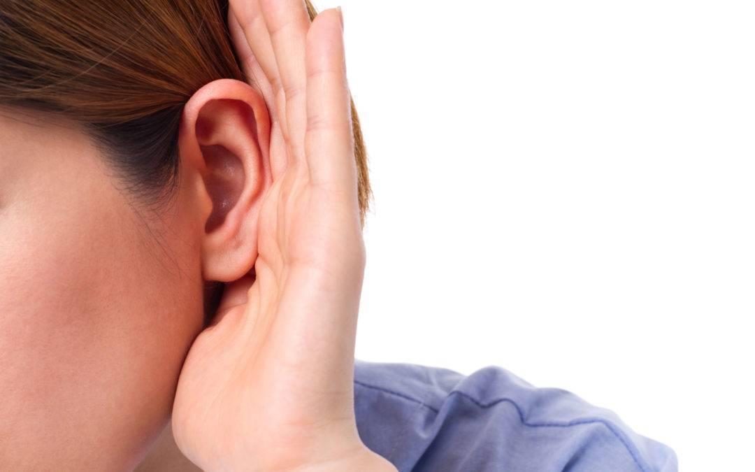 глухота это