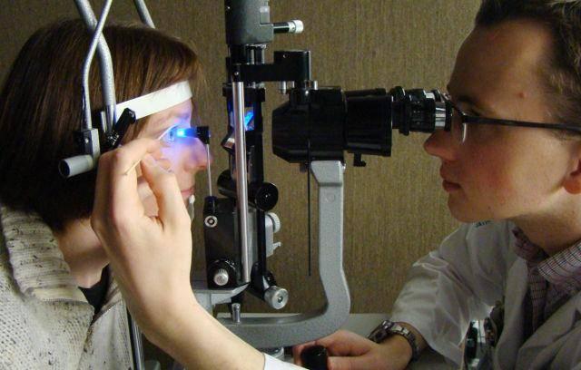 Что такое дистрофия сетчатки глаза
