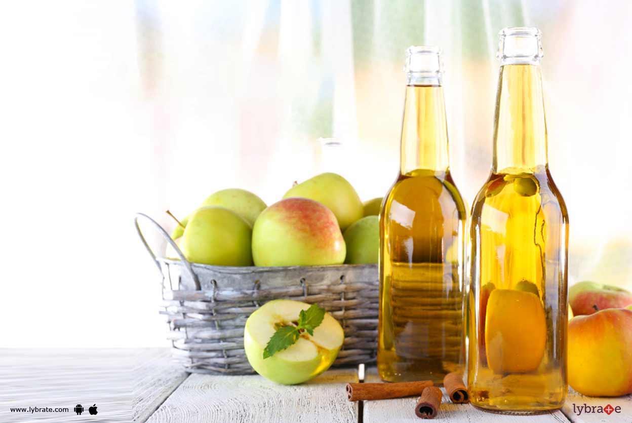 Полезно ли при псориазе выбирать в качестве средства профилактики уксусную эссенцию или яблочный уксус?