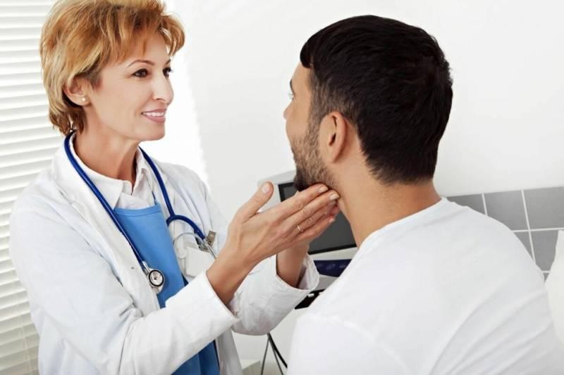 щитовидная железа к какому врачу обратиться