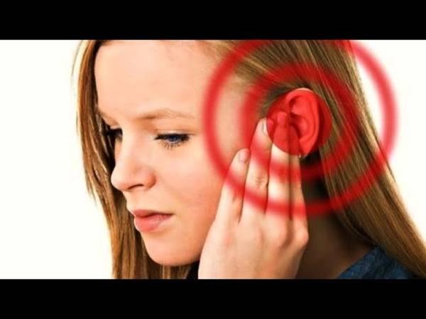 Зуд в ушах