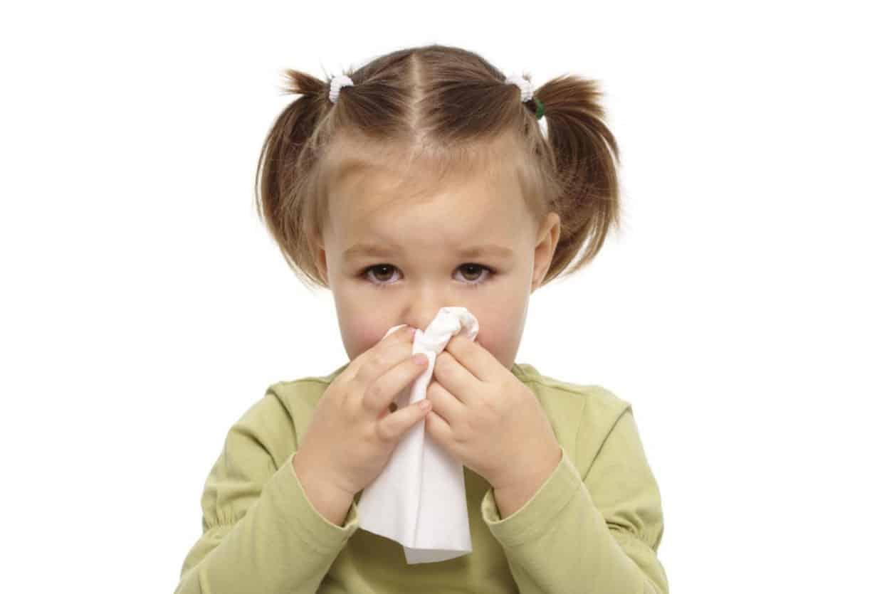 у ребенка долго не проходит кашель и насморк