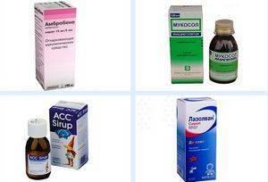 Влажный кашель и насморк без температуры у ребенка лечение