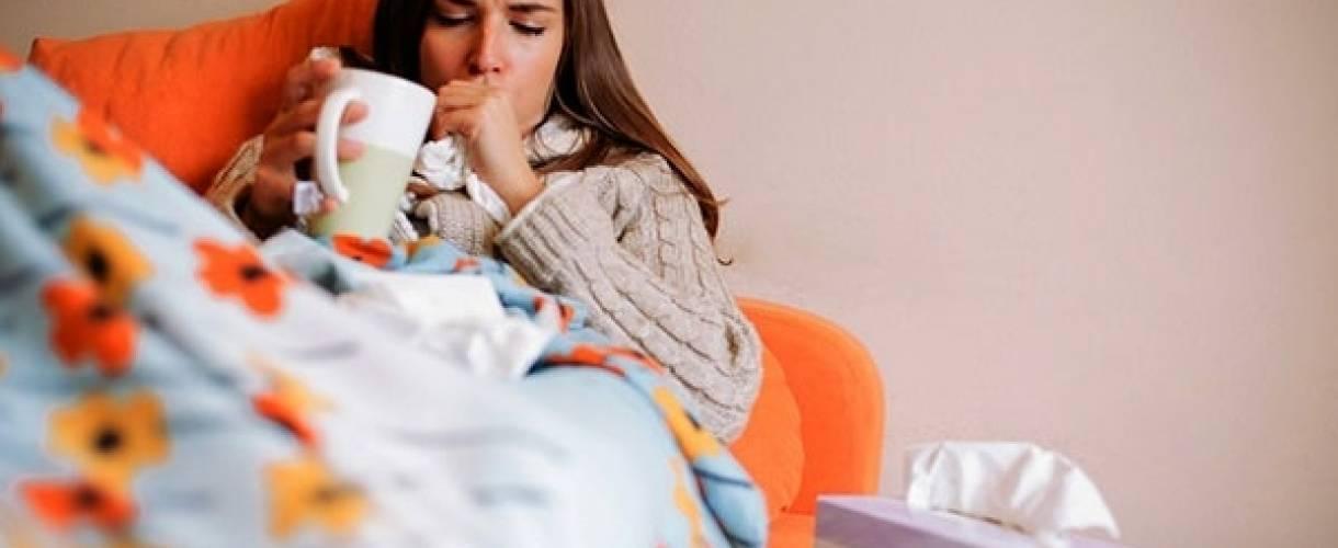 ангина во время беременности 1 триместр