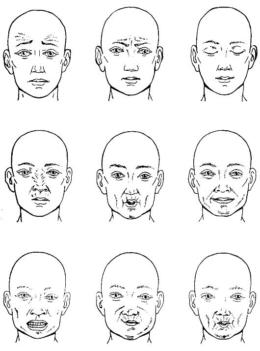 Верни свое лицо: лечебная гимнастика при неврите лицевого нерва