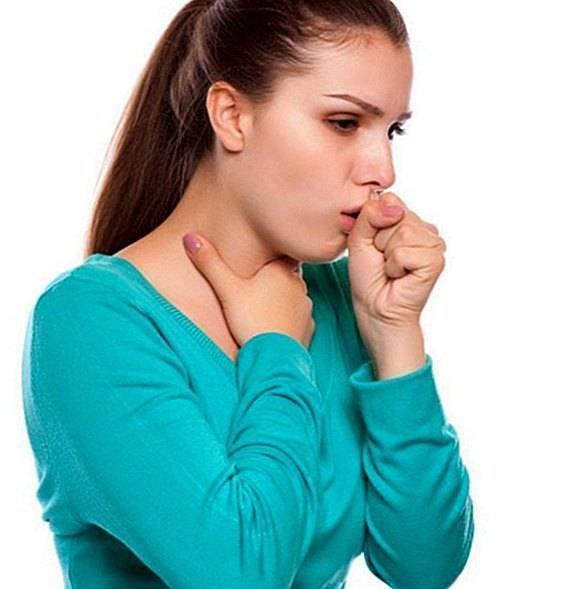 Редкий кашель с мокротой без температуры у взрослого