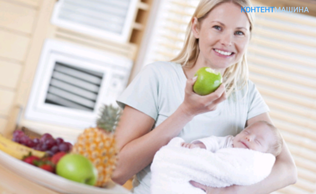 Аллергия у кормящей мамы: что делать?