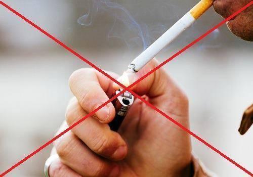 Геморрой и курение