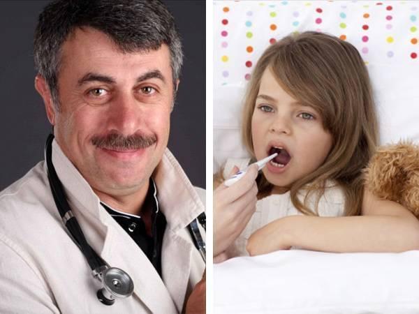 Ребенок кхекает лечение
