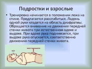кашель приступами лежа