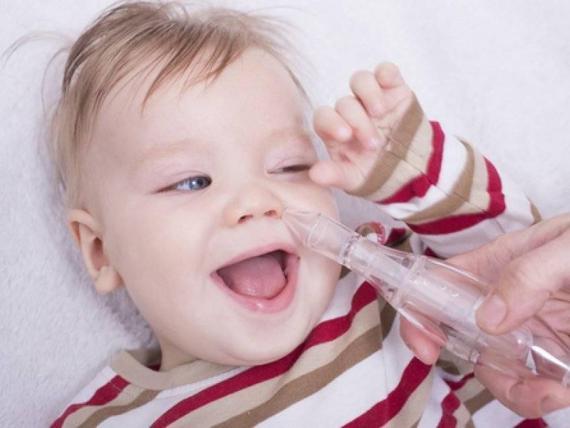 Длительный насморк у ребенка: эффективное лечение