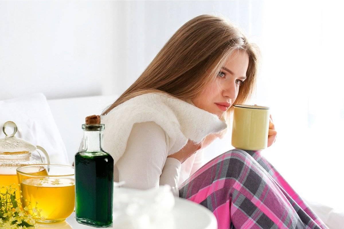 Можно ли пить алкоголь при ангине