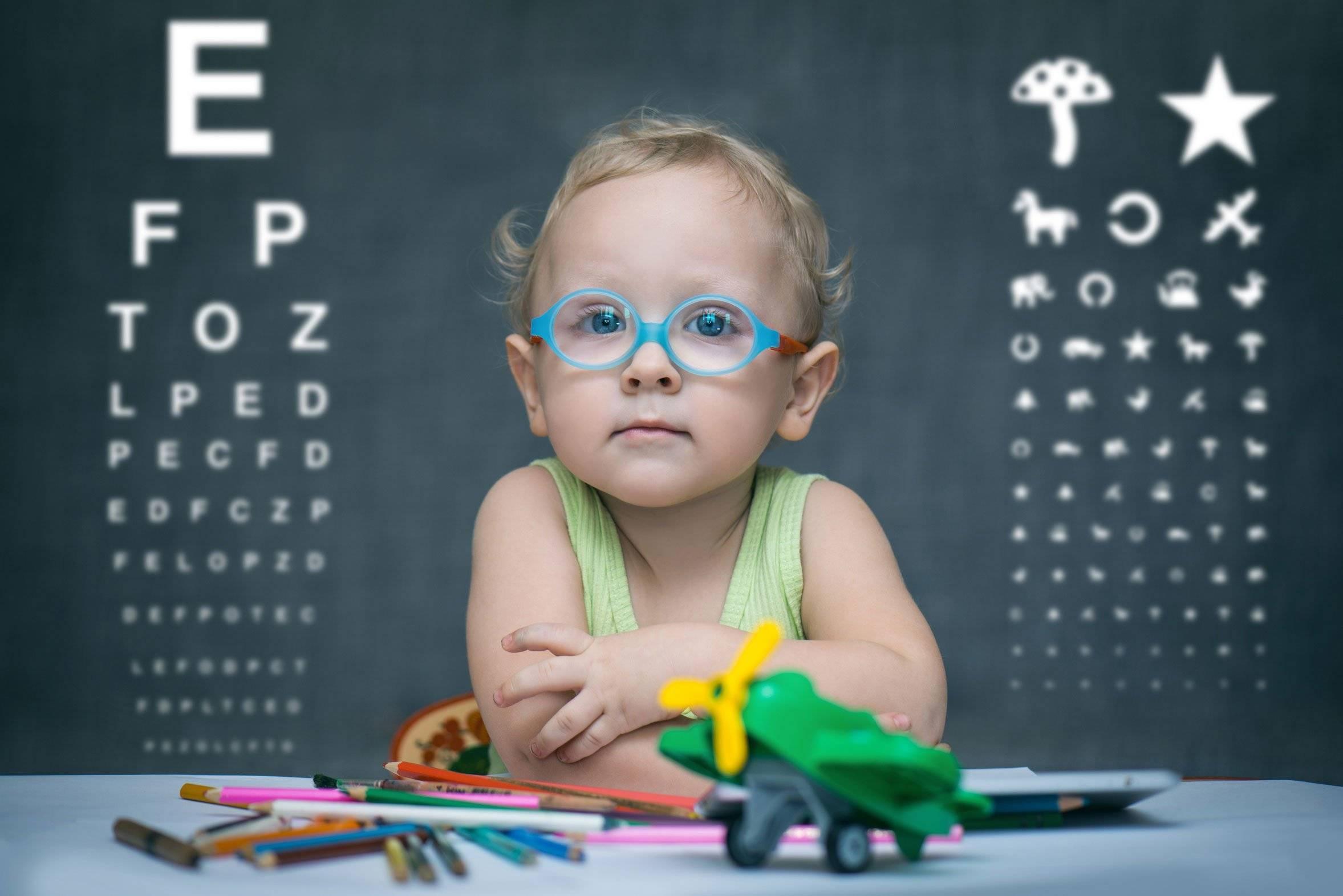 Гиперметропия – степени, гиперметропия у детей
