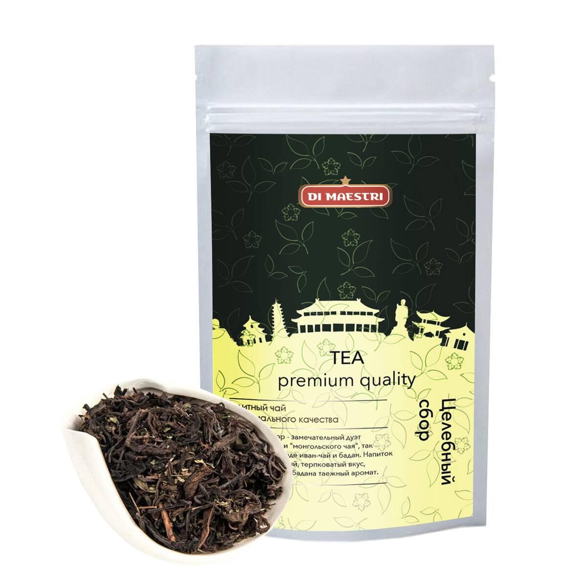 что входит в состав монастырского чая от паразитов