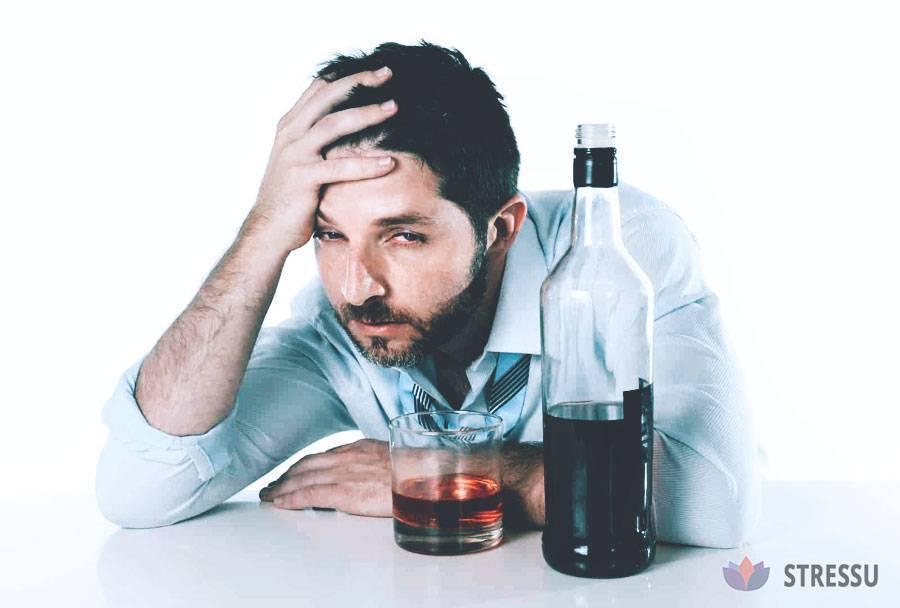 Панические атаки после алкоголя: симптоматика и лечение