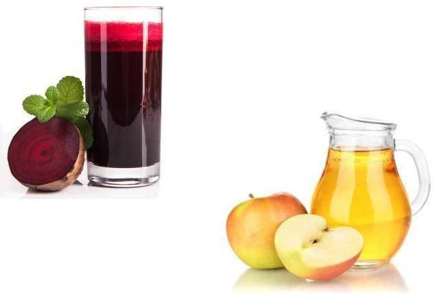 полоскание яблочным уксусом при ангине