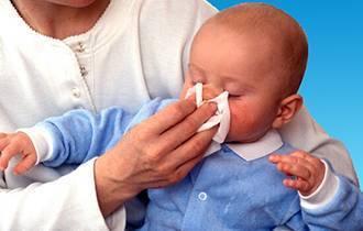 комаровский насморк у новорожденного