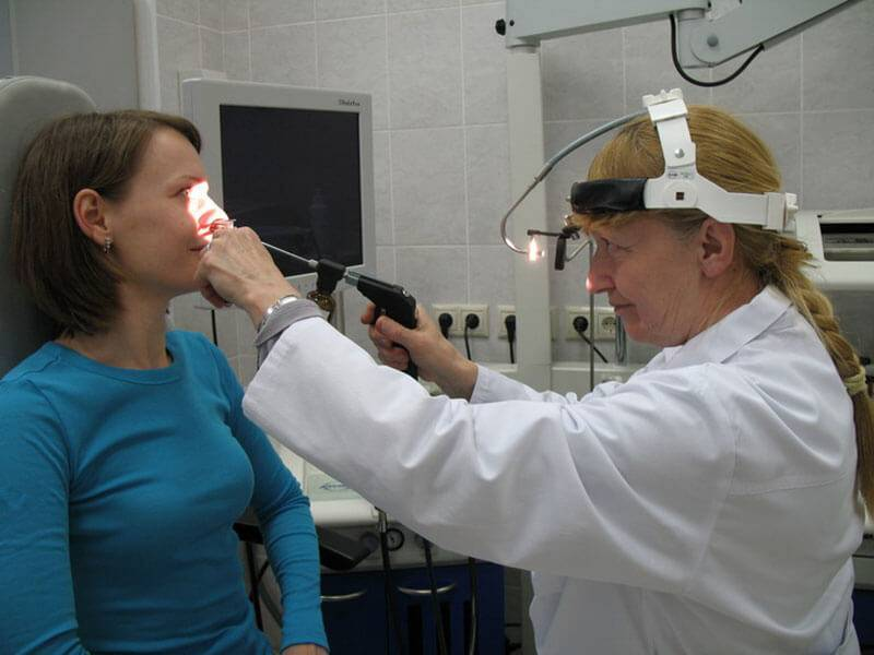 эндоскопия носа что это такое