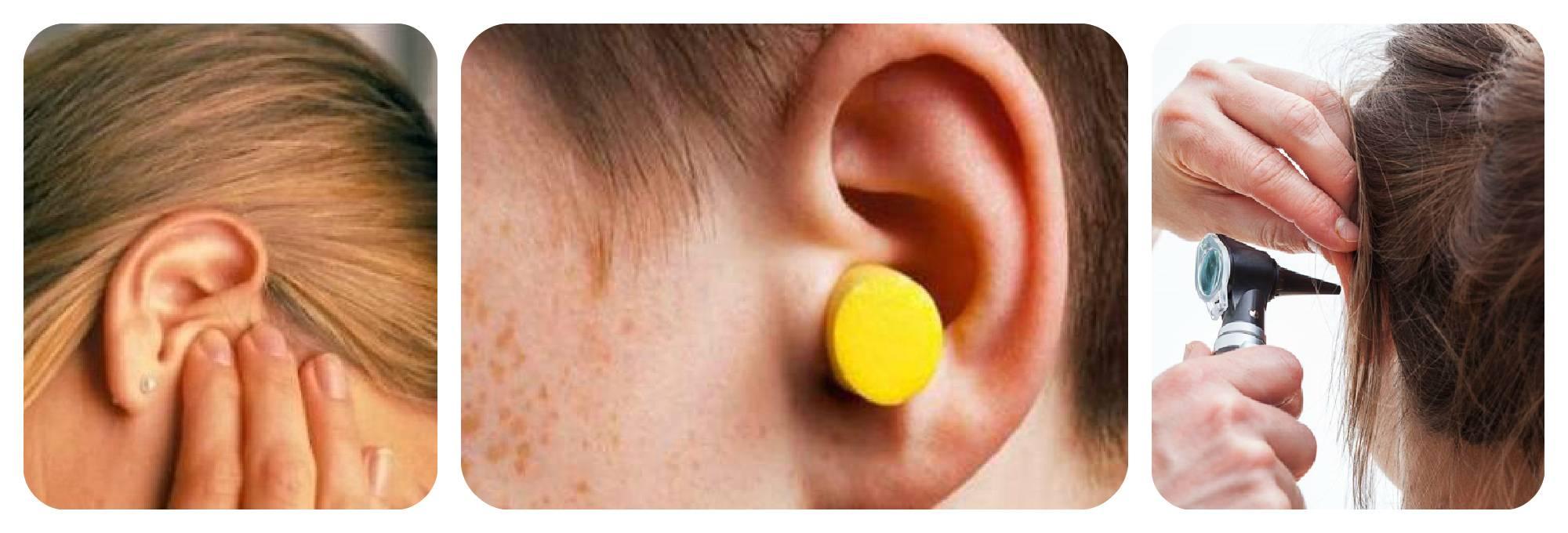 Почему заложило ухо после чистки или промывания и что с этим делать?