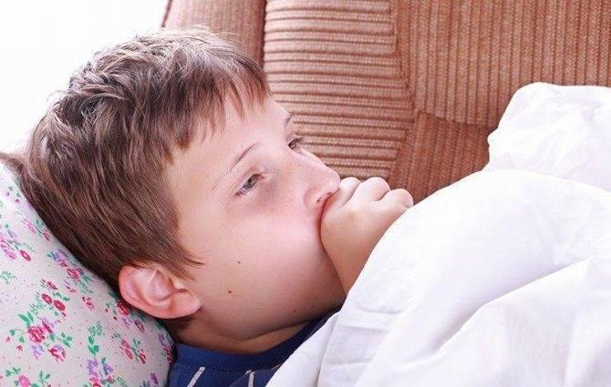 Ребенок хрипит и не может откашляться что делать