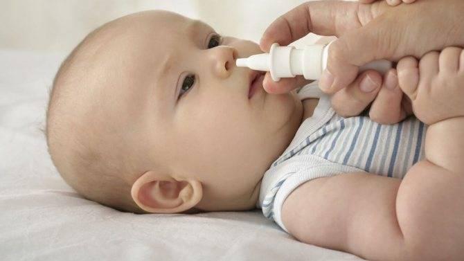 заложен нос и температура 37 у взрослого