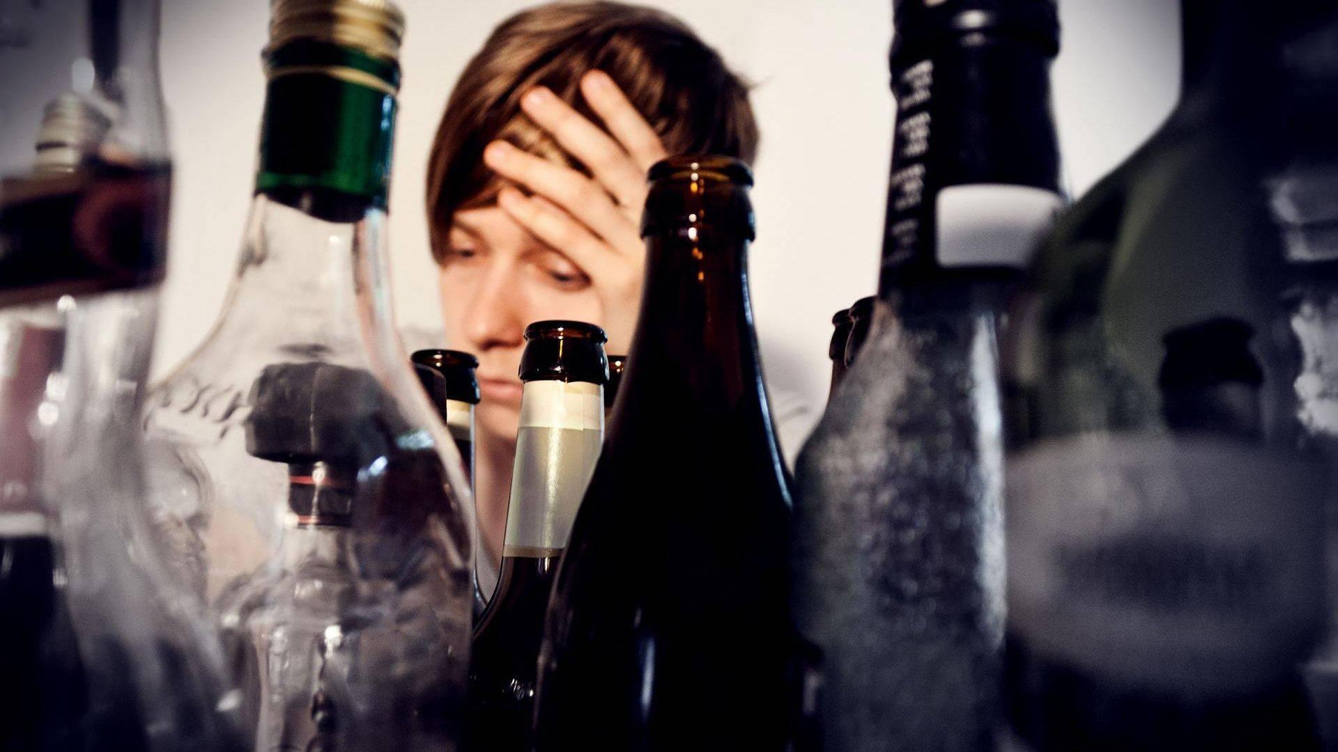 Можно по анализу крови определить алкоголизм
