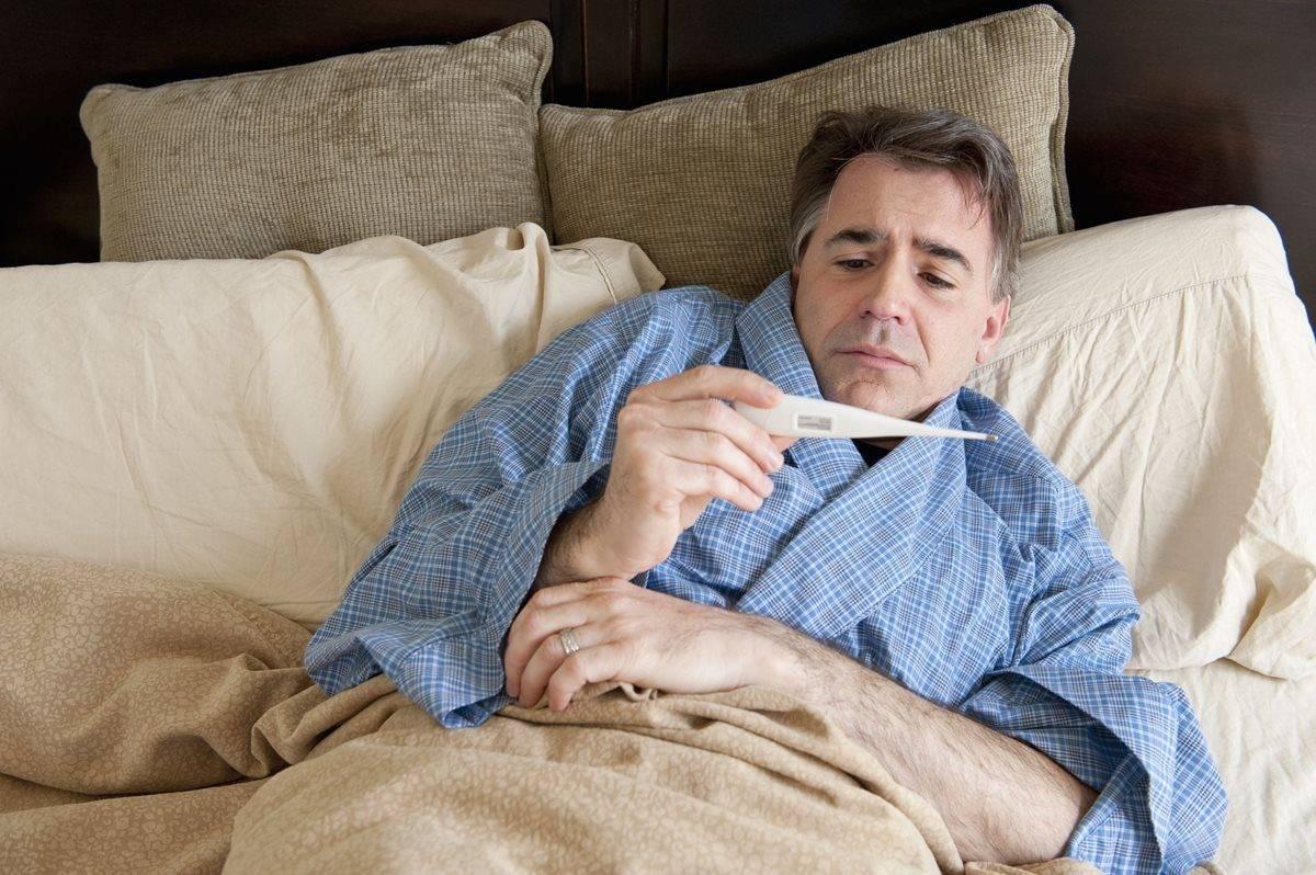 Почему возникает кашель и температура 38 у взрослого, терапия кашля