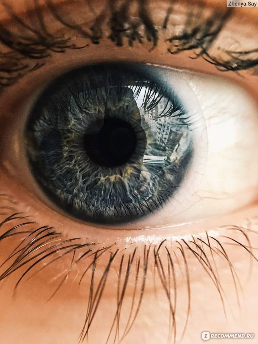 Как бороться с чувством песка в глазах?