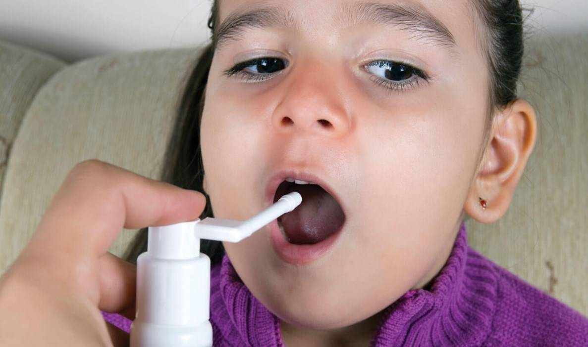 Ребенку 3 года болит горло
