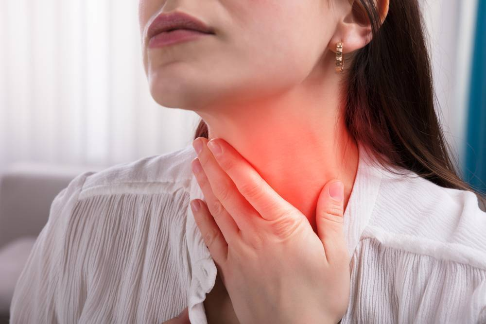 Болит горло каждое утро что делать