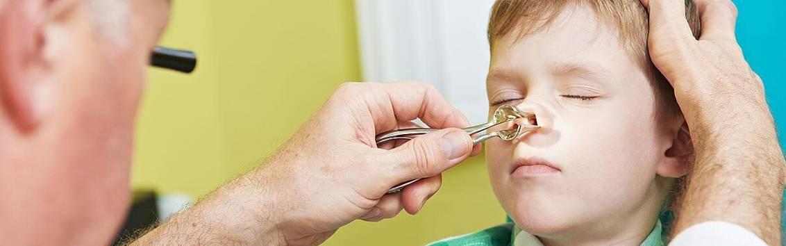 гайморит у детей с какого возраста может быть