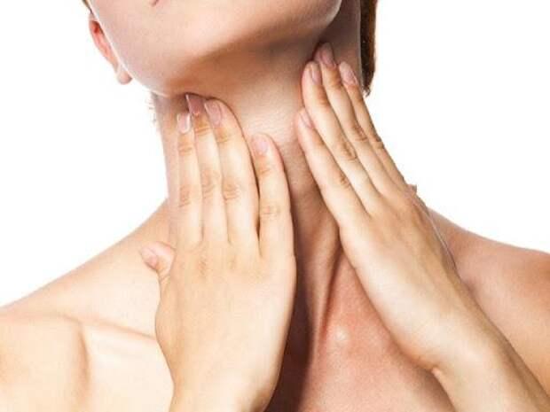 ангина воспаление лимфоузлов лечение