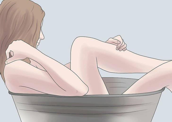 Ванночки и компрессы при цистите
