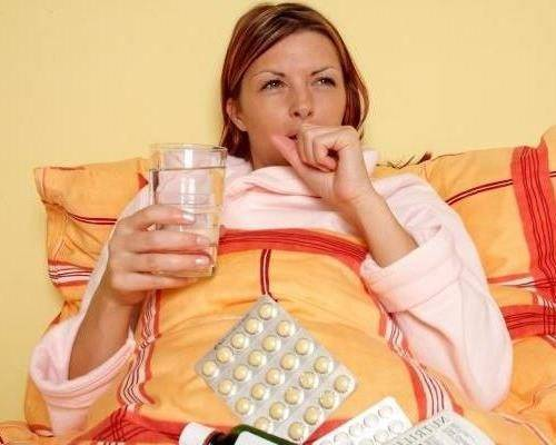 6 способов лечить кашель при беременности