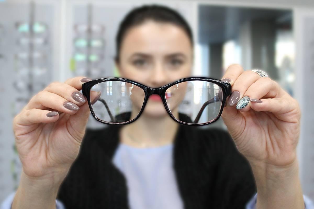 выбор очков для зрения