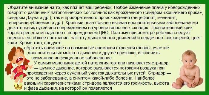 U-rebenka-osipshii-golos - запись пользователя катюша (katerin_ka_) в сообществе здоровье новорожденных в категории простудные заболевания - babyblog.ru