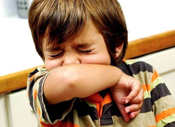 кашель на нервной почве у детей