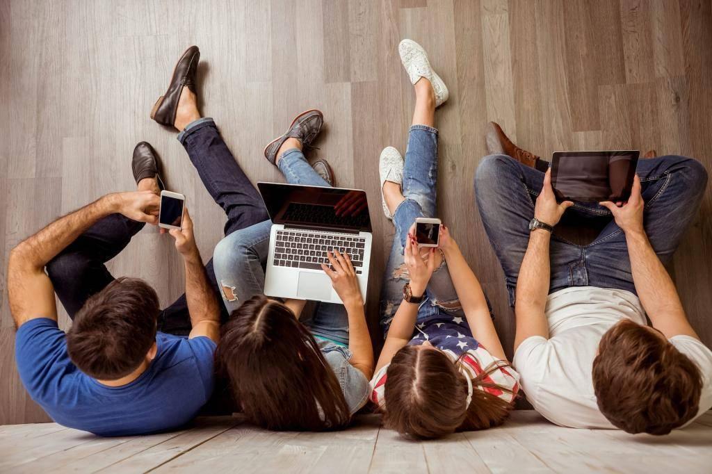 Тест на интернет-зависимость от социальных сетей онлайн