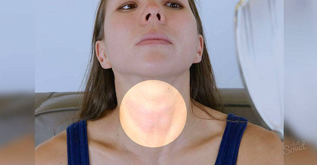 почему увеличена щитовидная железа