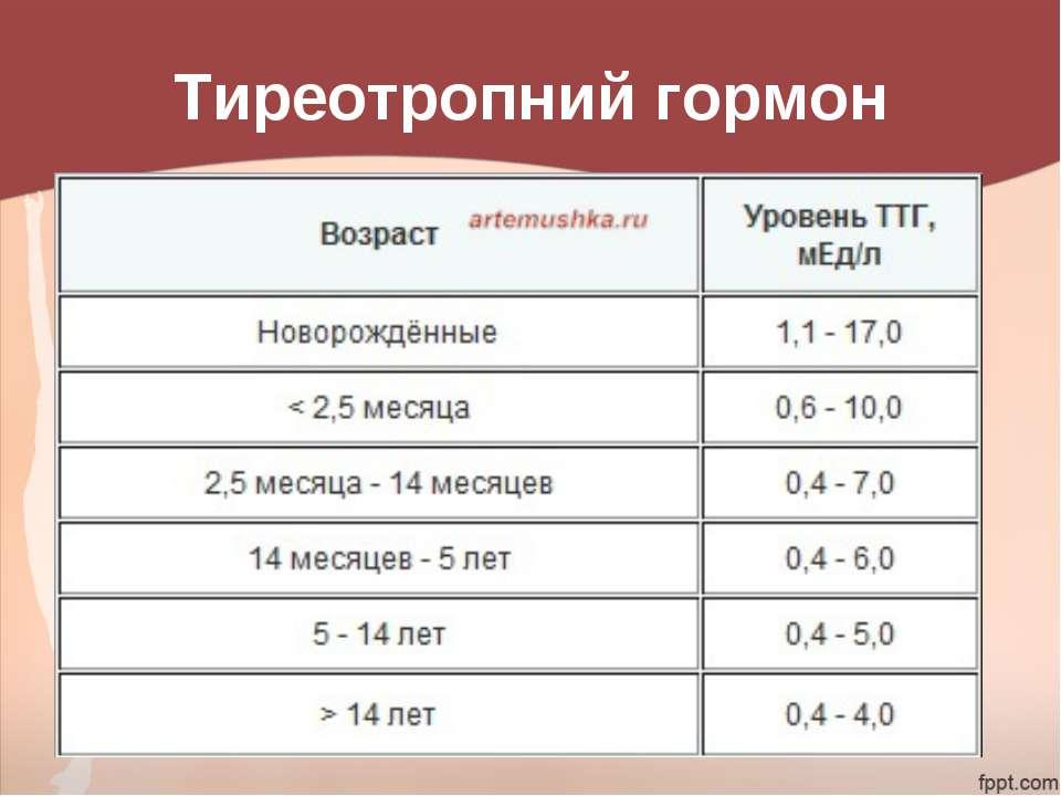 Особенности расшифровки анализа крови на гормоны щитовидной железы