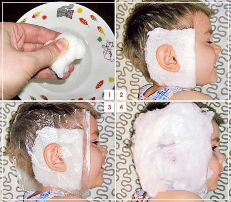 Камфорное масло применение в ухо