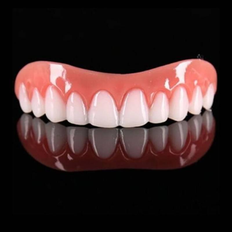 силиконовые протезы для зубов