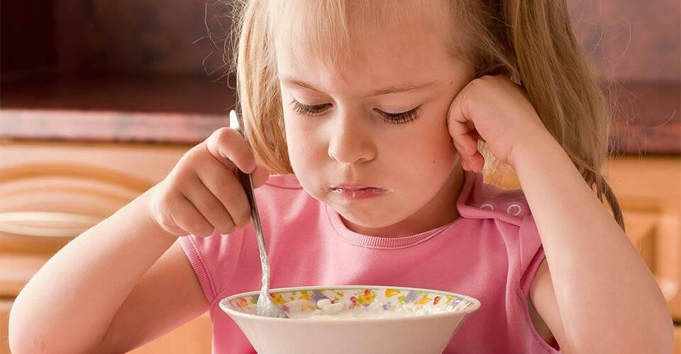 кашель во время еды