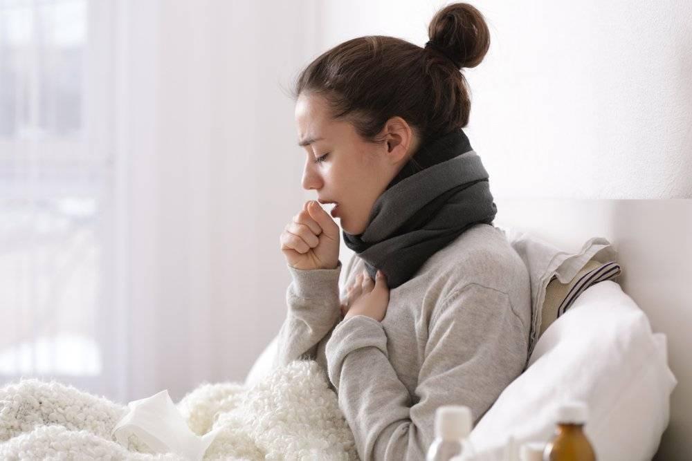 Влажный кашель по утрам у взрослого не курящего