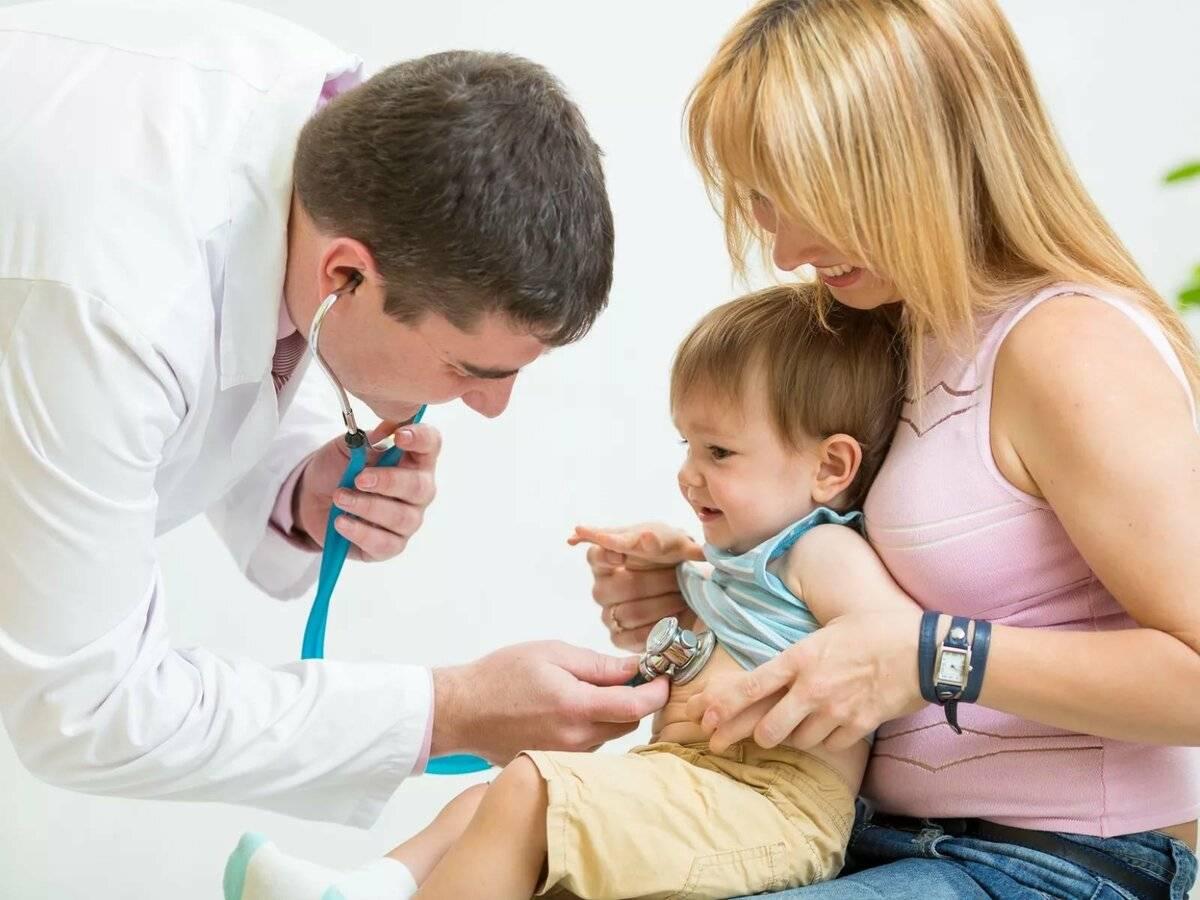 сухой кашель у ребенка комаровский