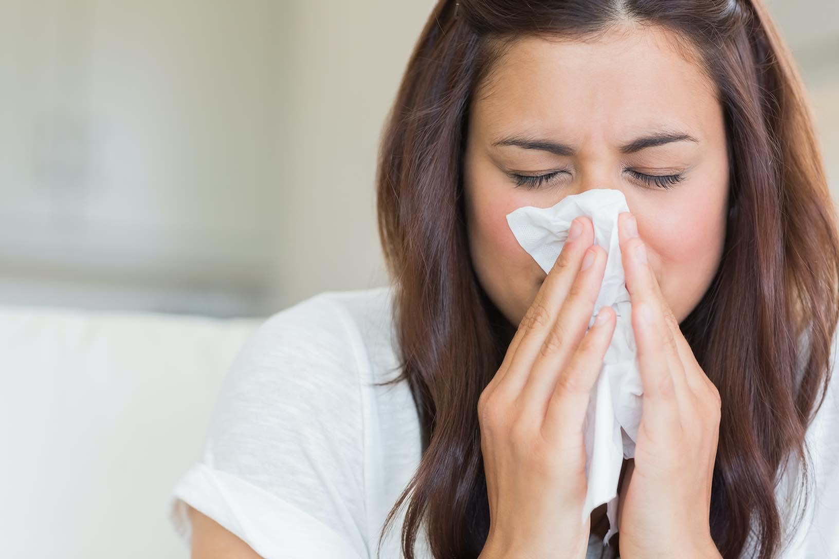 Простой трюк быстро снимет заложенность носа без лекарств :: инфониак
