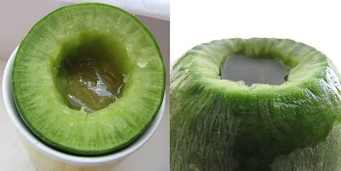 зеленая редька от кашля