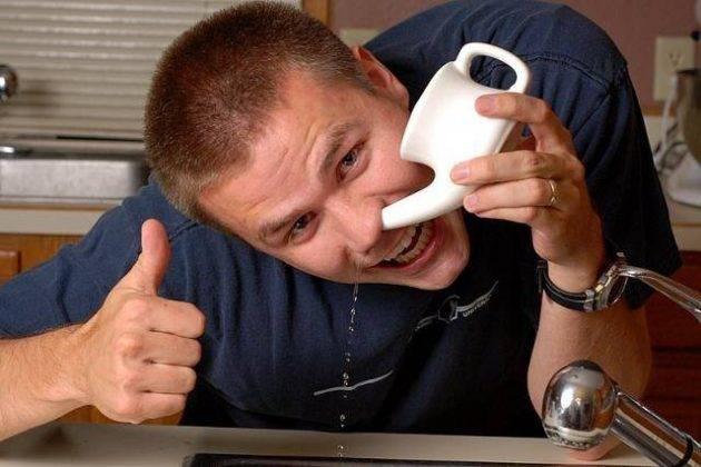 Как промыть нос перекисью водорода: пропорции раствора, инструкция по применению