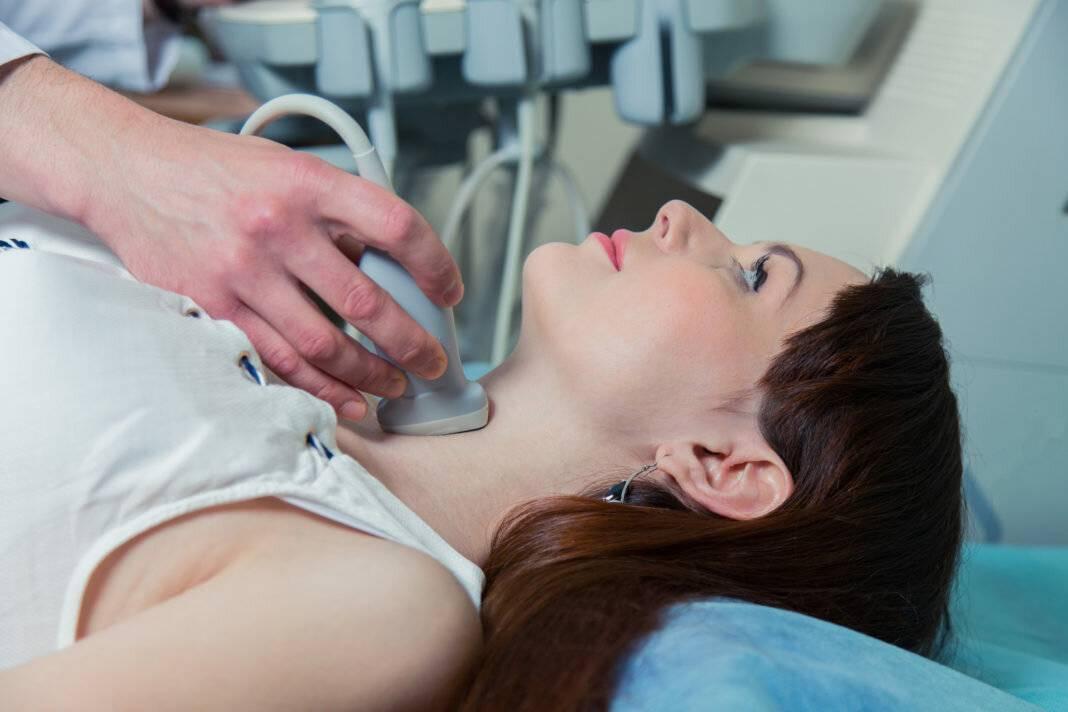 можно ли кушать перед узи щитовидной железы