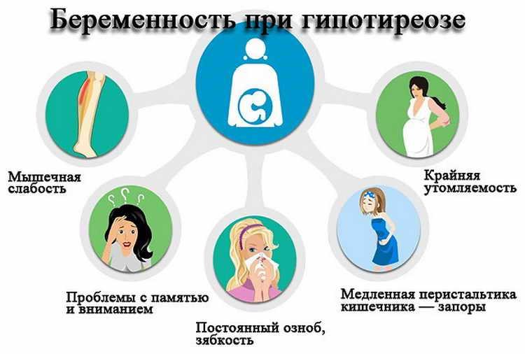 беременность и гипертиреоз